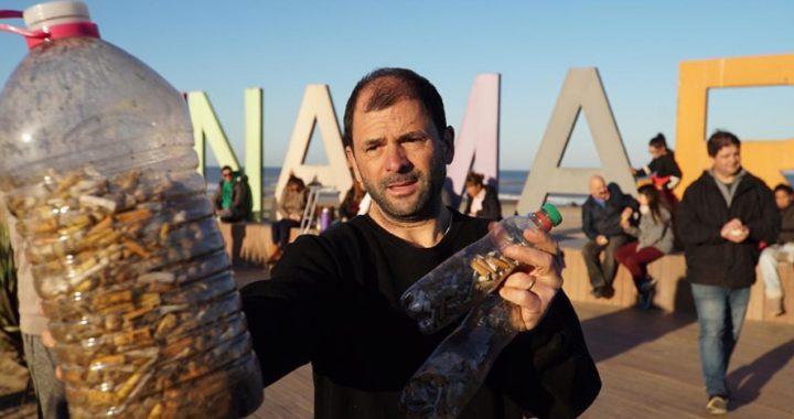 Polemica por la ordenanza que prohibe fumar en la playa: Gaston Caminata criticó la falta de controles para aplicarla