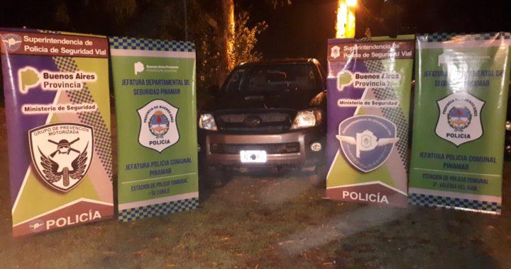 La banda detenida ayer, habria desvalijado casas en Madariaga y Gesell