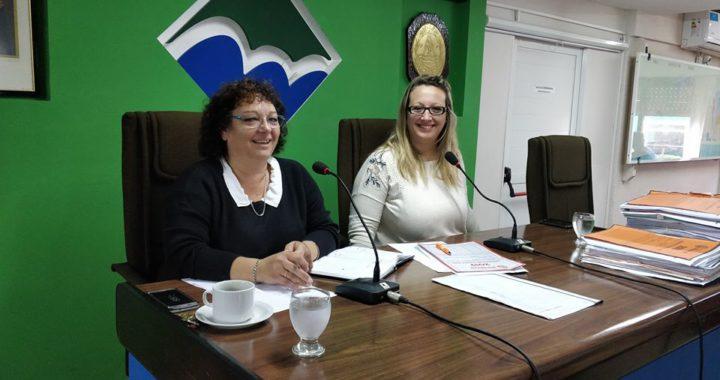 Gabriela Ferretti concejal habló de la preocupación de comerciantes al borde de cerrar sus puertas