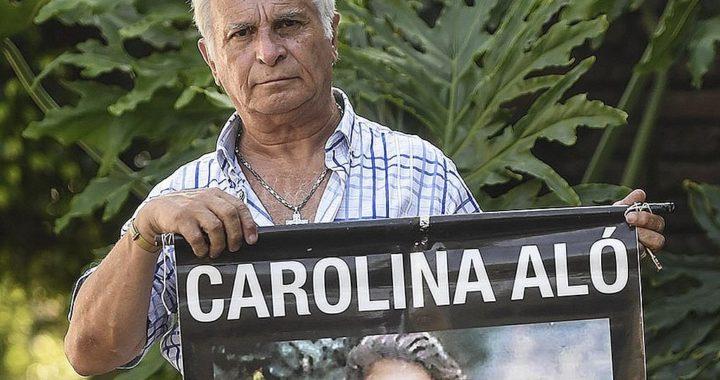 Liberan hoy al asesino de Carolina Alo, la mato de 113 puñaladas, Edgardo Alo, hablo con Pinamardiario