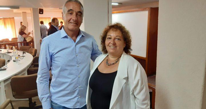 Gabriela Ferretti concejal de Propin, pensamos que el municipio tiene que reducir gastos hoy mas que nunca