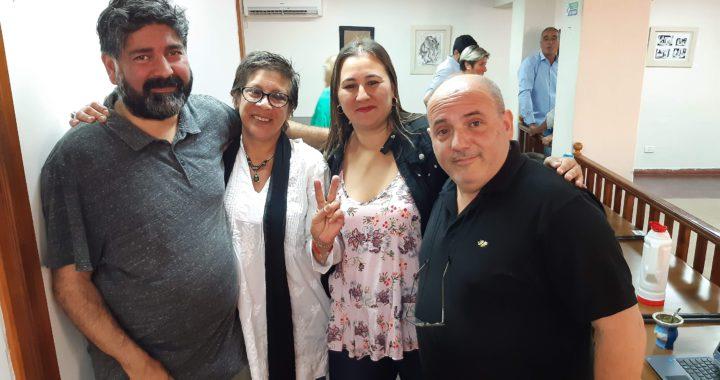 Coronavirus, Gregorio Estanga : El Frente de Todos comenzó a entregar bolsones de comida