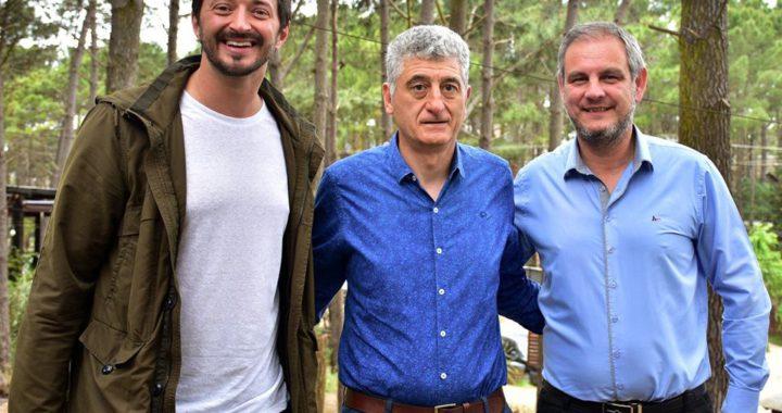 Gustavo Barrera , contra Yeza y Esteban Santoro, por tratar de abrir la cuarentena en la región