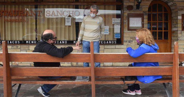 Gustavo Barrera con Pinamardiario, pidio responsabilidad a la oposición de esa ciudad para seguir adelante con la temporada
