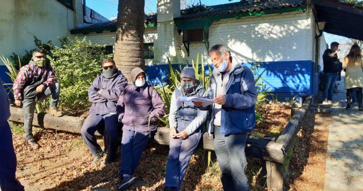 Qué medidas reclaman los empleados municipales de Pinamar, en su vuelta al trabajo