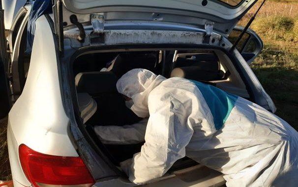 Policía Federal detuvo a una persona con medio kilo de cocaína