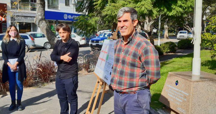El secretario de planeamiento dijo que hay una campaña contra la peatonal y apuntó a Matias Melia