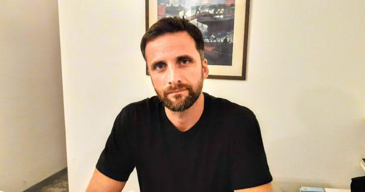 """Matias Melia polémica por la peatonal """"Galera habla de mi porque no me conoce el no es de Pinamar"""""""