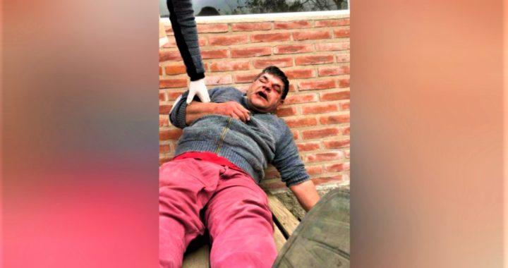 Brutal golpiza a un vecino de Madariaga por parte de la policía de esa ciudad