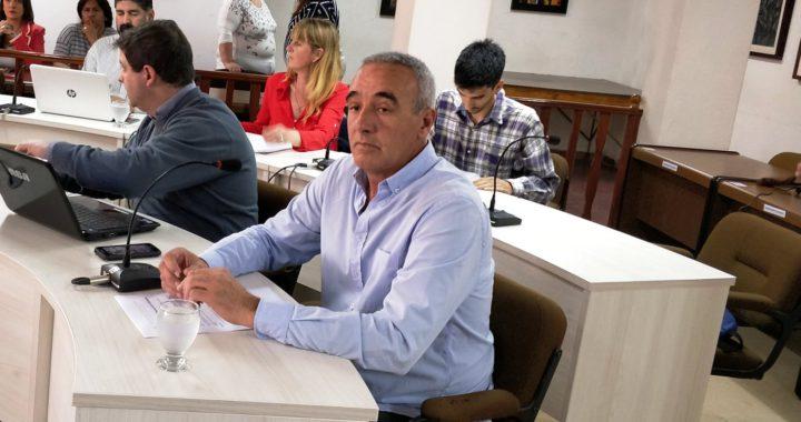 """Roberto Elorz concejal """"Tengo dudas que la mujer enferma tenga realmente Coronavirus"""""""