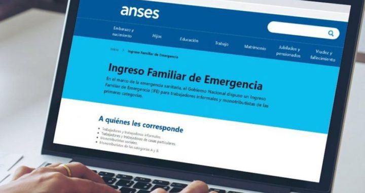 Como se cobrara el IFE segundo pago, Gregorio Estanga director de ANSES Pinamar lo informo