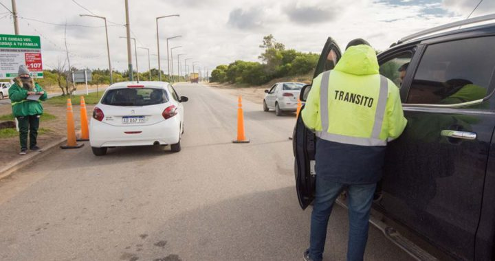 Intentaron ingresar a Villa Gesell disfrazados de policias fueron detenidos