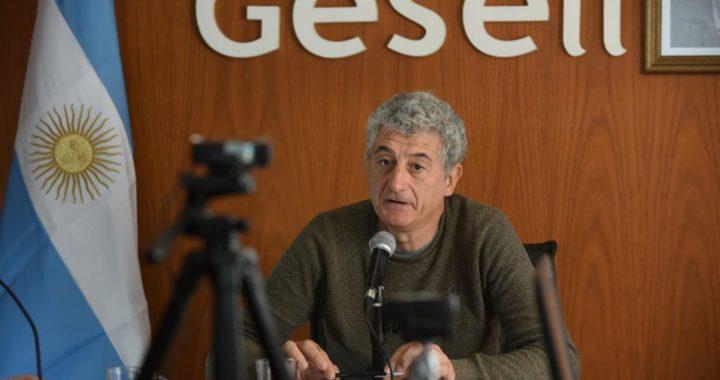 El intendente de Gesell anunció un nuevo caso de coronavirus en esa ciudad