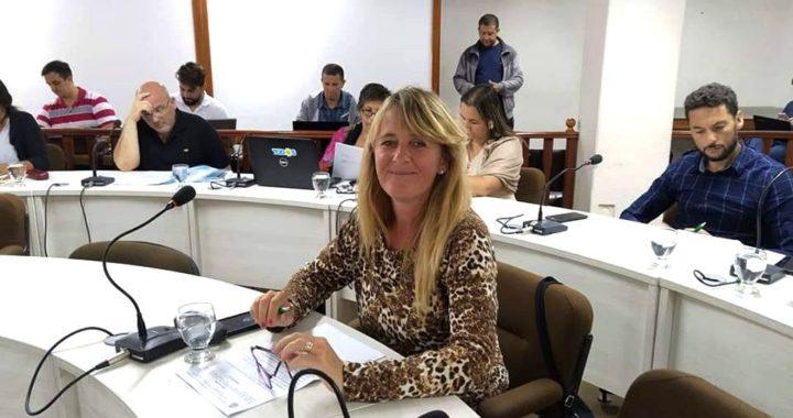 Polemico plan director de Carilo, la concejal Marcela Urhig dijo que no hay estudio de impacto ambiental