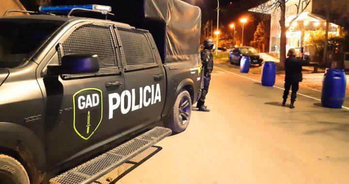 Allanamientos en distintas zonas de Pinamar, por usurpación y robos de las ultimas semanas
