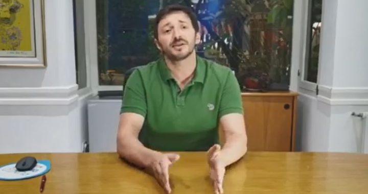 Suman 5 los casos de coronavirus, lo confirmó Martín Yeza en redes sociales
