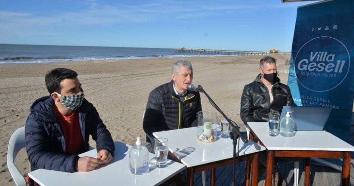 Asi planea Villa Gesell la vuelta del turismo y el acceso a las playas en verano