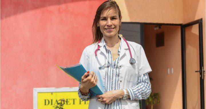 Coronavirus aumentó el número de contagios en médicos y enfermeros de Pinamar, habló la doctora Sonia Coll