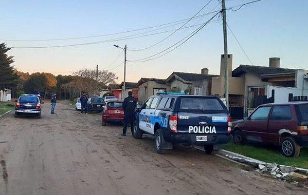 Ostende detuvieron a una persona que cumplia prision domiciliaria y desde alli vendia droga