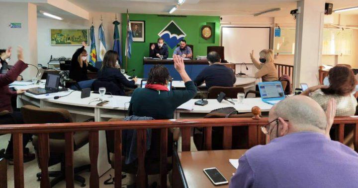 Aprobaron por unanimidad la adhesión al Plan Nacional de Suelos para lotear a familias locales