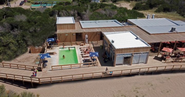 Robos en la playa, dos balnearios fueron víctimas de vandalismo en las últimas horas