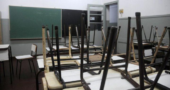 """Victoria Falco estudiante de Pinamar """"Nos están dejando de lado"""" queremos volver a clases"""