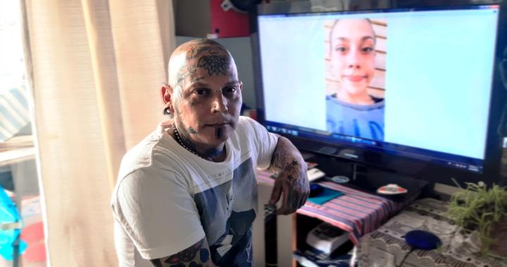 A casi tres meses de la muerte de su hija Tizy, Daniel Alcalá reclama justicia y denuncia amenazas
