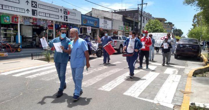José Rodríguez enfermero de Pinamar confirmó que salud va a un paro y marcha en reclamo salarial