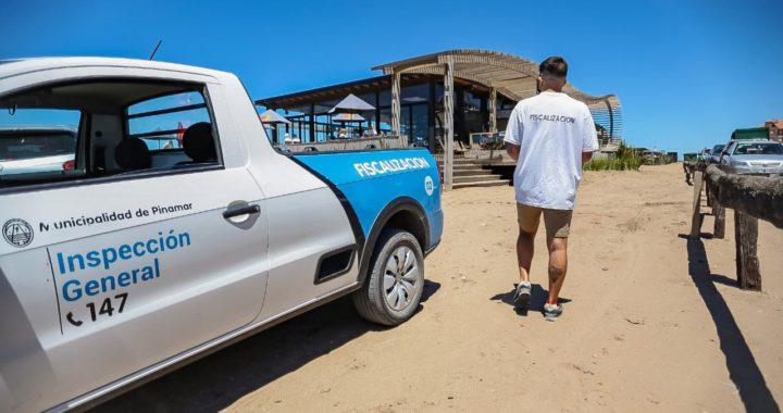 Así fiscalizará el municipio las playas, bares y boliches este verano en Pinamar