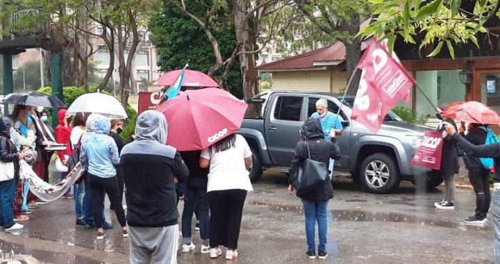 Personal de salud recibirá a turistas en el ingreso a Pinamar el 5 de diciembre para mostrar su reclamo