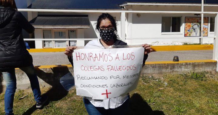 Trabajadores de la salud se movilizan el lunes al municipio en reclamo salarial al Intendente