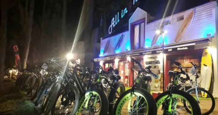 Millonario robo de bicicletas en Carilo por un monto cercano al millon de pesos