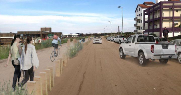 Comenzaron las reformas de Avenida del Mar y no se podrá estacionar desde Bunge hasta el muelle