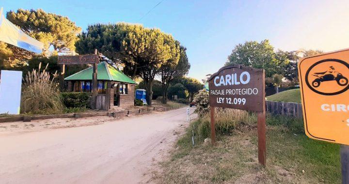 Una familia completa detenida en la ruta 74 por robos en Cariló con inhibidores de señal