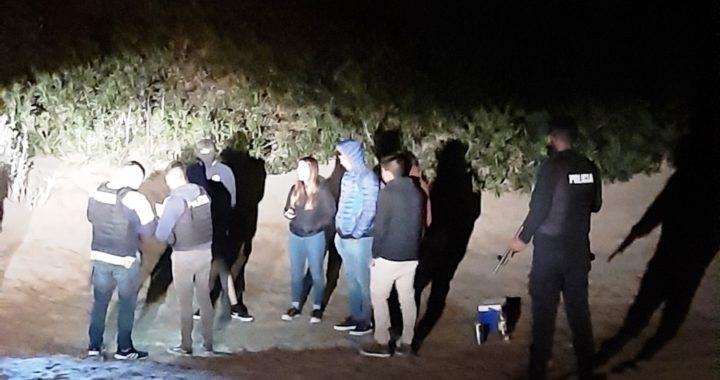 Fiestas Clandestinas 10 detenidos en la zona norte de Pinamar este domingo