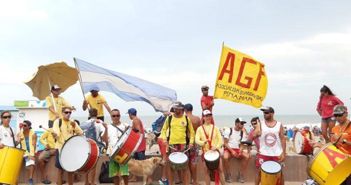 Para los concesionarios de playa el pedido de los guardavidas es insostenible