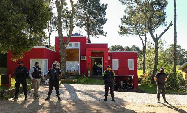 Usurpación VIP en Cariló Fernando Ávila dijo que habría más casas usurpadas por la misma gente en la zona