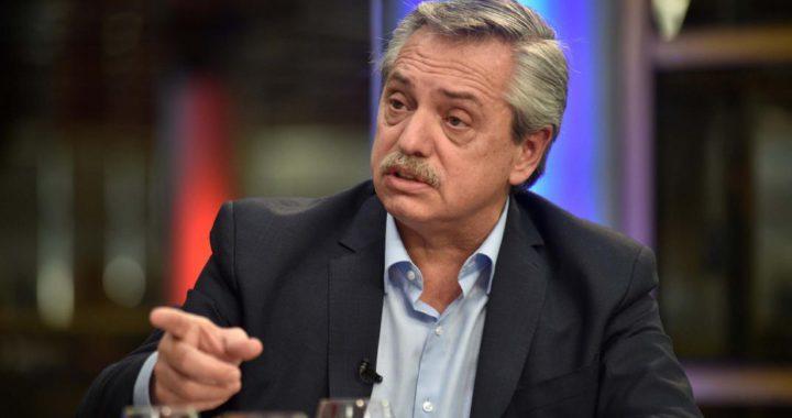 Coronavirus : Alberto Fernández habló de Pinamar y dijo que le preocupa la suba de casos