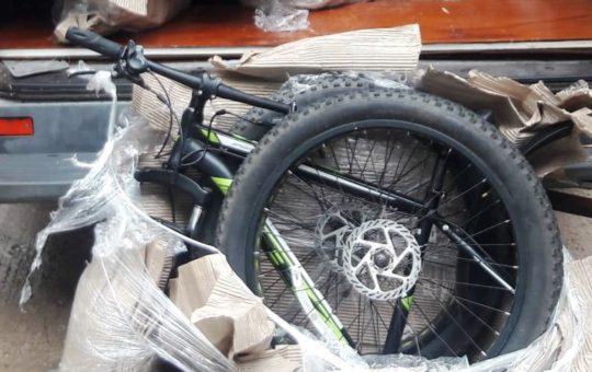 Los ladrones de las bicicletas de Cariló devolvieron los rodados que habían robado por un valor de un millón pesos