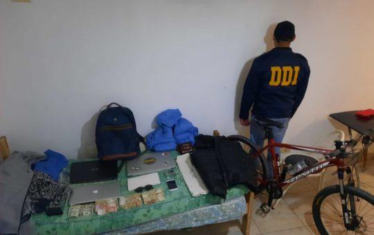 Detuvieron a una banda de delincuentes que cometieron delitos en varias zonas de Pinamar