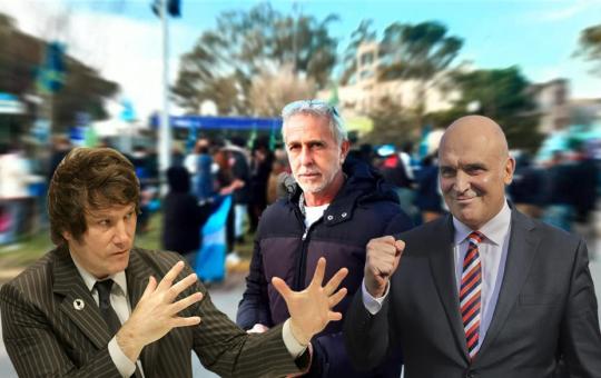 Alejandro Oliveros, el hombre que incomoda a la política local y será candidato a concejal de la mano de Milei y Espert
