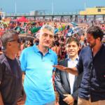Macrismo y Peronismo enfrentados: Gustavo Barrera acusó a Yeza de perjudicar a la región por el descontrol de Pinamar