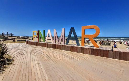 Baja ocupación en febrero en Pinamar, Alfredo Baldini de la cámara de turismo dijo que es un verano atípico
