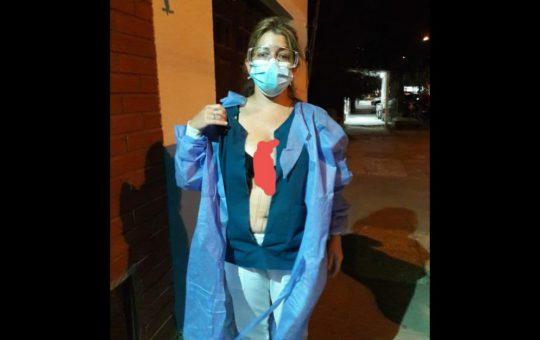 Salvaje agresión en la noche del martes a una doctora Pinamarense en Villa Gesell