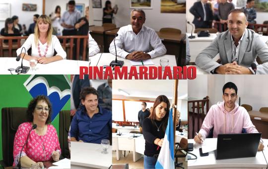 Inicia el año político y electoral en Pinamar, quienes son los concejales que dejan su banca en el HCD.