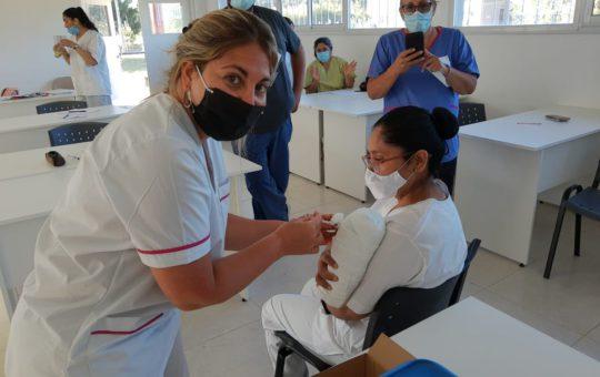 Así será la vacunación contra el Coronavirus en Pinamar, en las próximas semanas