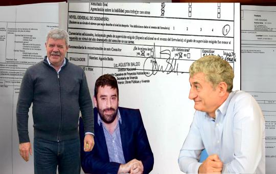 Escándalo: en Gesell en plena sesión del HCD, Barrera acusó al hijo del ex intendente Baldo de cobrar sumas millonarias en el gobierno de Vidal