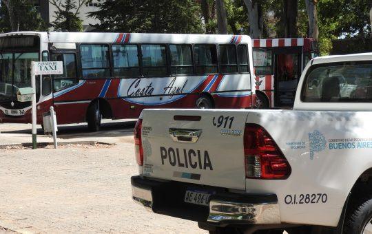 Tampoco llegan vacunas a Pinamar para el personal policial, incluidos dentro de los esenciales