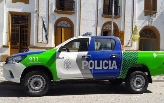 No van a parar hasta que maten a mi hijo, una mujer denuncia una detención arbitraria en Madariaga