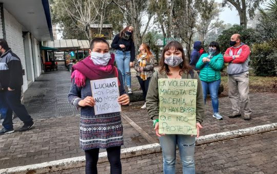 Con distintas actividades y una marcha las mujeres de Pinamar conmemoran hoy su dia